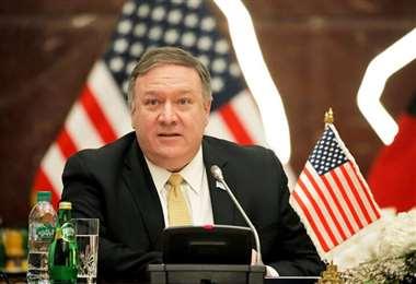 El secretario de Estado de EEUU. Foto Internet