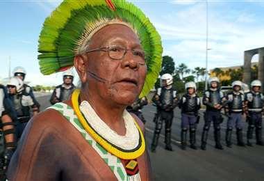 Fue un gran defensor de la Amazonia. Foto AFP