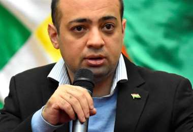 Mohammed Mostajo. Noticias APG