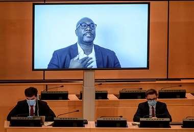 Hermano de George Floyd pide ayuda a la ONU