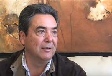El exgobernador de Coahuila. Foto Internet