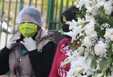 Este miércoles se han confirmado más contagios en Santa Cruz. Foto Jorge Gutiérrez