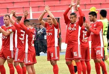 Royal Pari acumuló 20 puntos tras 12 fechas disputadas del torneo Apertura, que se paralizó el 15 de marzo. Foto: internet
