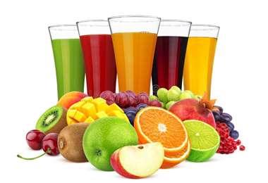 Frutas y verduras aportan vitaminas al cuerpo