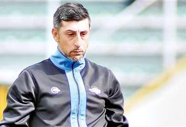 Cristian Díaz seguirá al mando de Wilstermann. El argentino ampliará su contrato. Foto: Internet
