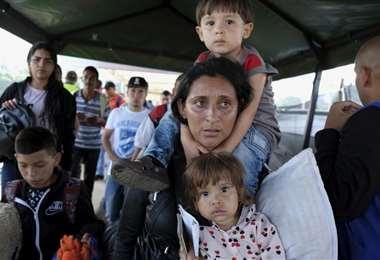 El 20 de junio es el Día Mundial del Refugiado
