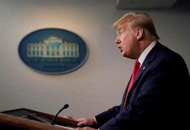 Trump extiende restricción para inmigración hacia EEUU