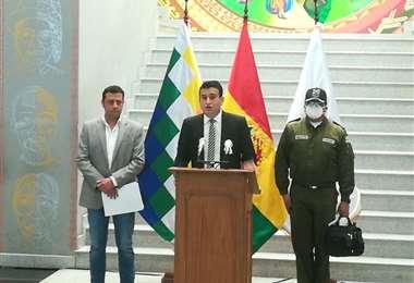 El ministro de Energías, Rodrigo Guzmán