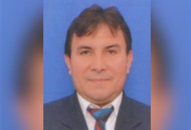 Saúl Rosales León, fiscal antidroga. Foto. Internet