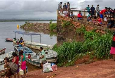 Indígenas de la Amazonia indefensos ante el coronavirus