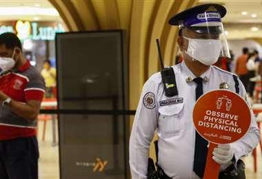 La pandemia de nuevo coronavirus causó al menos 477.570 muertos en el mundo