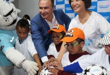 Bolívar y UNICEF tiene un convenio para trabajar por los niños que necesitan ayuda en el país. Foto: internet