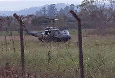 Así fueron desplegados los militares argentinos en la frontera.