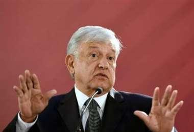 López Obrador aún no se ha reunido con Trump. Foto AFP