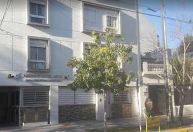 La Residencia del Arce en Buenos Aires. Foto Internet