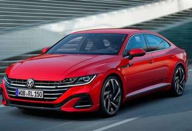 El Volkswagen Arteon 2020 se caracteriza por su extrema funcionalidad