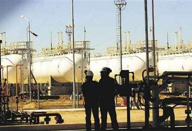 El país depende mucho de las exportaciones de gas natural/Foto: EL DEBER