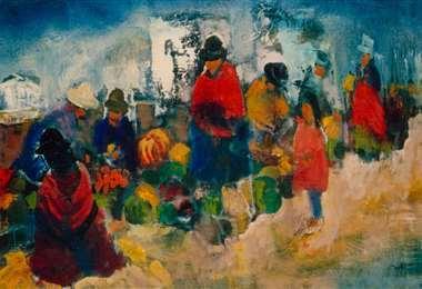 Las pinturas de Jorge Rozsa ilustran el compendio