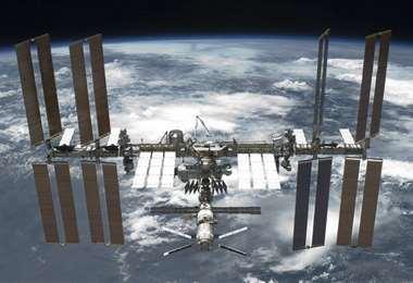 Habrá una caminata espacial para un turista