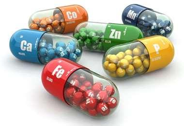 ¿Son recomendables los complejos vitamínicos?