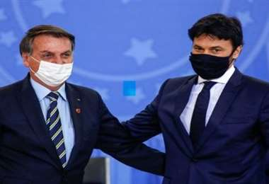 Bolsonaro renueva la comunicación en su gobierno