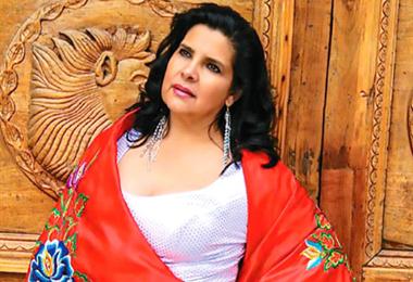Enriqueta Ulloa agradece la recuperación de su hijo