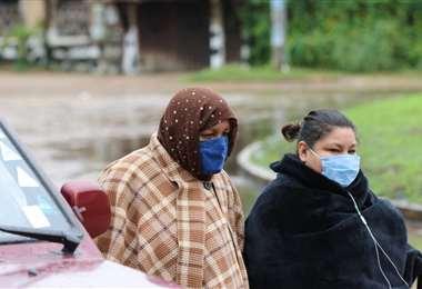 Persistirán las bajas temperaturas en Santa Cruz. Foto: Ricardo Montero