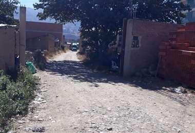 Ingreso a la empresa exportadora instalada en Cochabamba/Foto: ABT