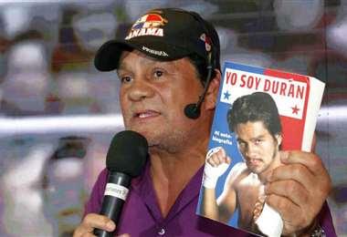 """Roberto """"Manos de Piedra"""" Durán, hospitalizado por Covid-19"""
