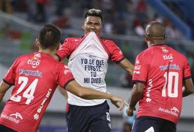 Wilstermann lleva dos partidos en la Copa Libertadores con un triunfo y una derrota. Foto: APG Noticias