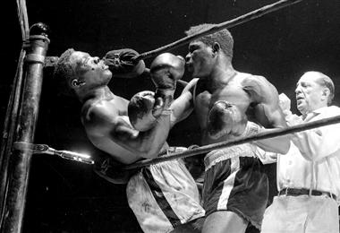Emile Griffith le dio un paliza a su rival, que terminó falleciendo