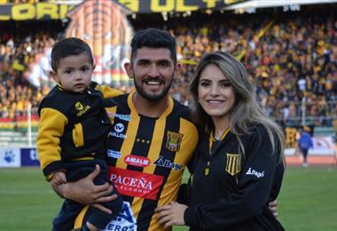 Maximiliano Ortiz era un fijo en el Tigre hasta antes de su lesión