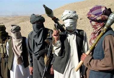 Un grupo de talibanes afganos. Foto Internet