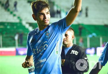 José María Carrasco, un referente del equipo celeste y que podría ser convocado a la selección. Foto: internet