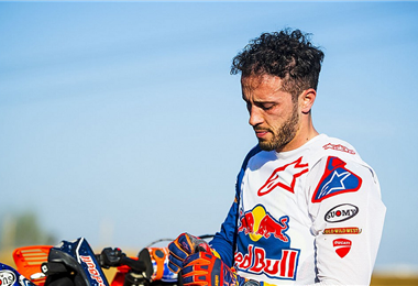 Dovizioso ha sido segundo en los tres últimos años en MotoGP