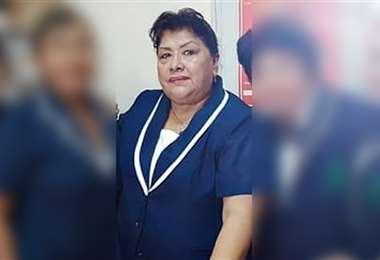 Elia Ríos García tenía casi 40 años de servicio. Foto: Internet