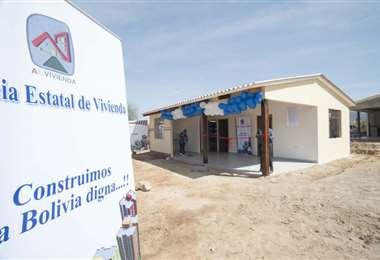 En Bolivia hay dificultades en el acceso a vivienda