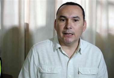 Rolando Ribera, director del Centro de Operaciones de Emergencias Municipales (COEM). Foto: Internet