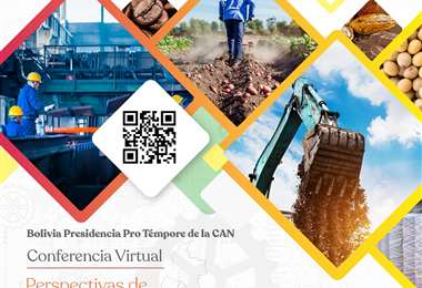 La Comunidad Andina presentará plan de reactivación económica.