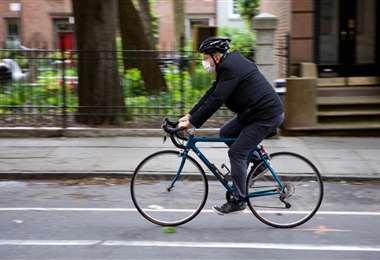Las bicis son indispensables en la cuarentena