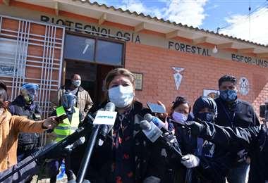 Soria anunció que están afinando el plan que implementarán después de la cuarentena