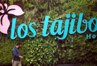 El Los Tajibos en Santa Cruz. Foto: Jorge Uechi