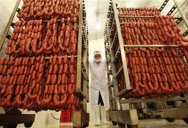 El sector de alimentos debe dar garantías en el abastecimiento. Foto: Ricardo Montero