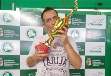 Juan Durán logró 149 títulos en su carrera