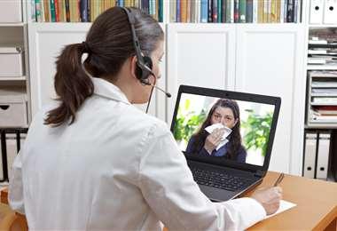 La telemedicina es una alternativa