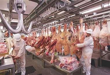 Bolivia registra buen desempeño en exportación de carne bovina