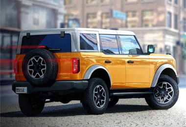 Las apuestas del fabricante son por un vehículo que luzca sus capacidades off-road
