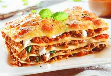 Esta es una de las pastas más populares de cocina tradicional italiana