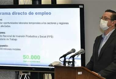 El Gobierno lanzó un plan para crear 50.000 empleos mensuales/Foto: APG