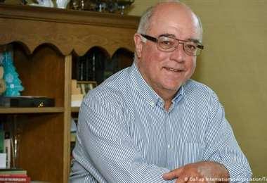 El presidente de la Asociación Internacional Gallup, Kancho Stoychev